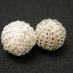 BEADS BUTTON-1
